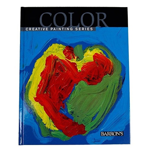 Garaj Kitap Color: Creative Painting Series Renkli